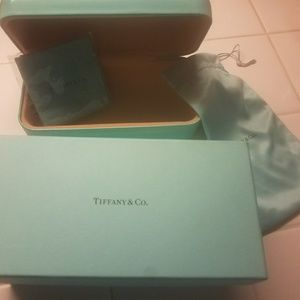 Tiffany &Co. Sunglass Box set